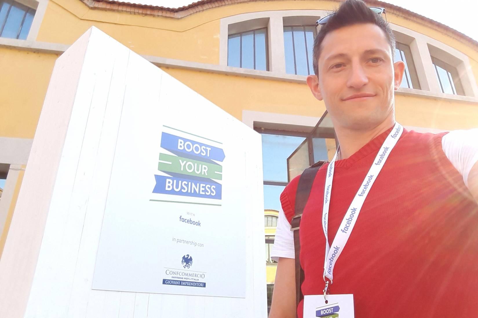 Facebook incontra le aziende a Perugia