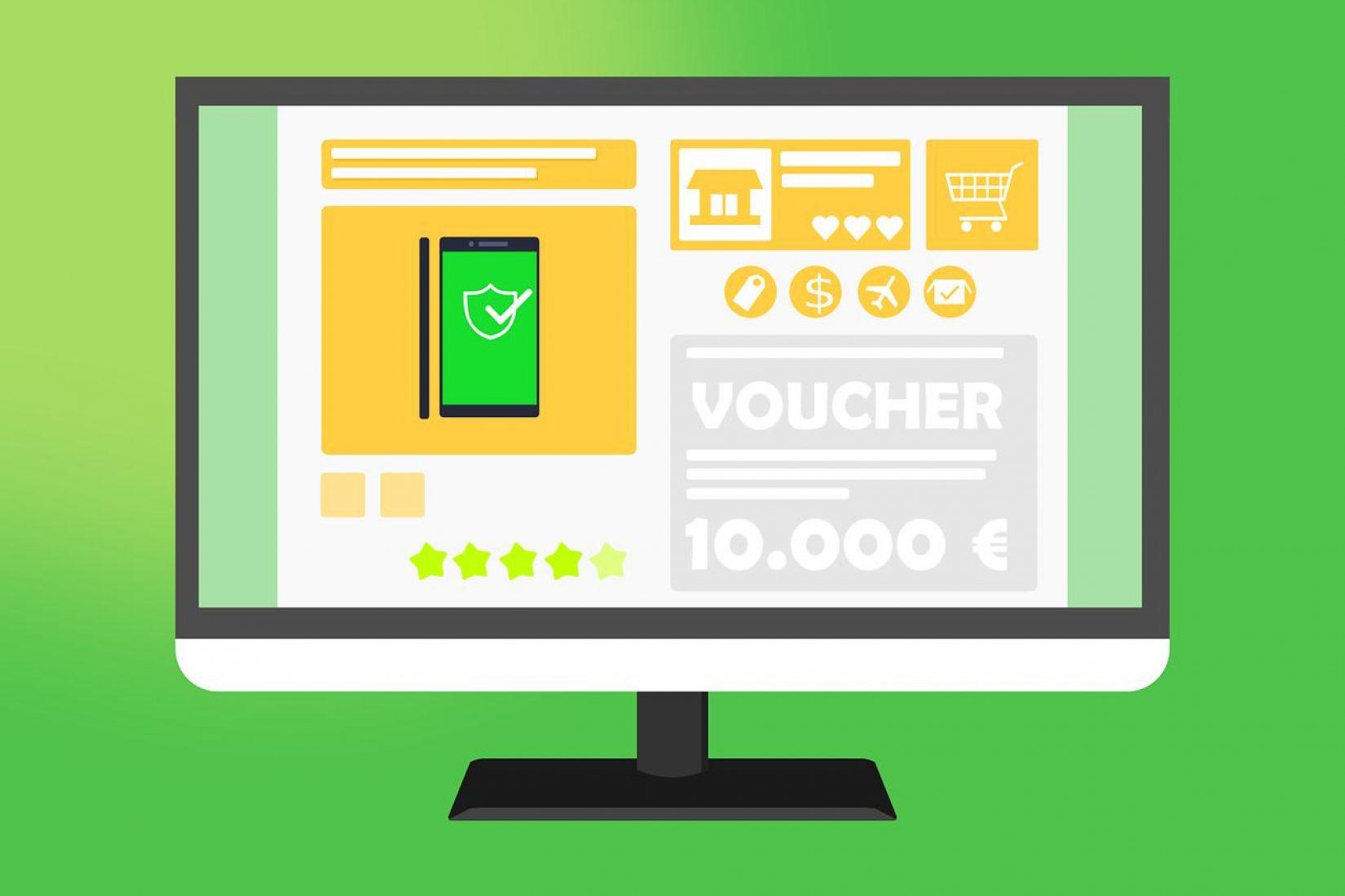 Contributo a fondo perduto per la realizzazione di e-commerce
